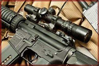 Centurion Arms Mk12 Mod1 Upper Receiver | by ZERO7ONE-Photography