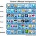 Gardner's Multiple Intelligences for iPads