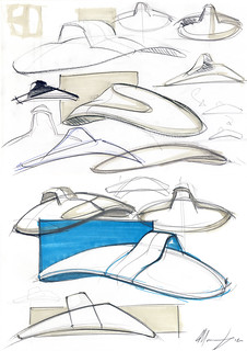 Sketch of Touch by Markus Marks - Electrolux Design Lab 2012 semi-finalist | by Electrolux Design Lab