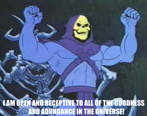 Skeletor's Daily Affirmations | by ghoulnextdoor
