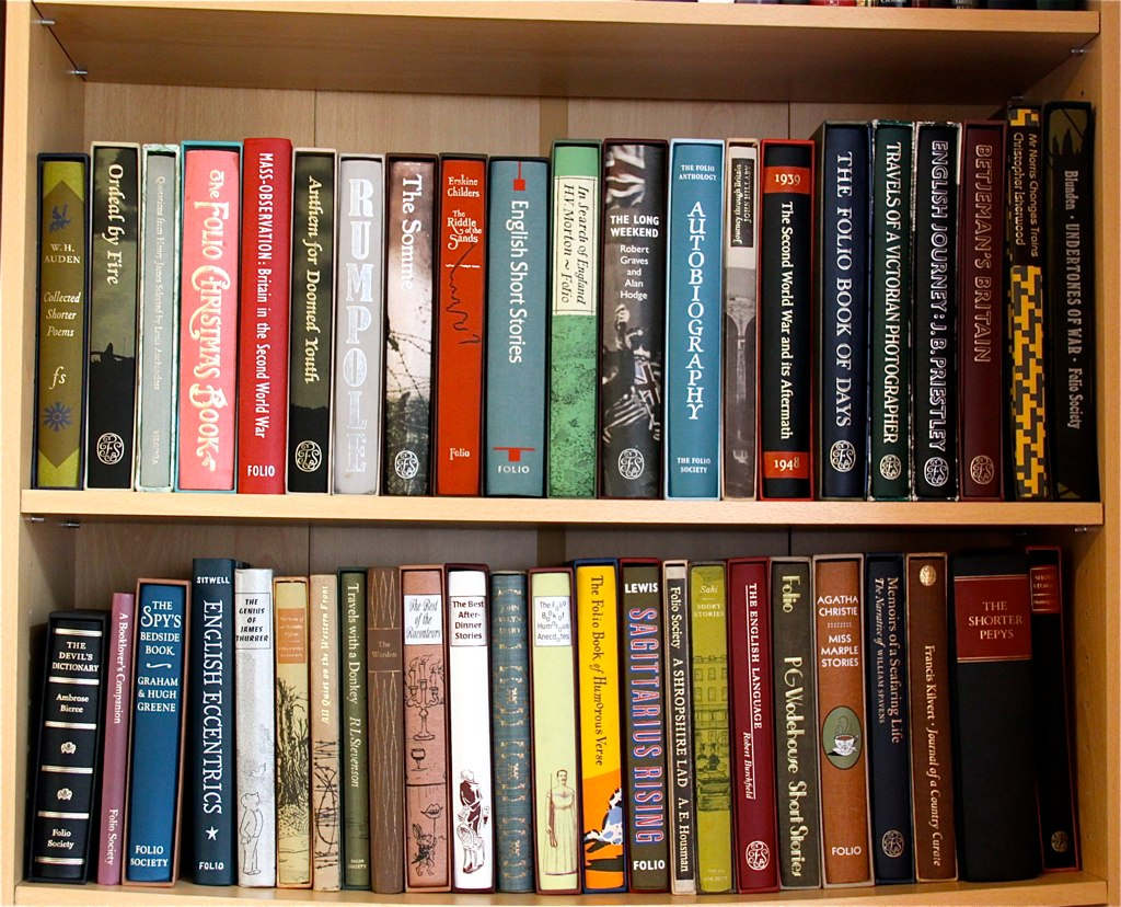 Folio Society | I bought some more Folio Society books in a … | Flickr