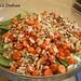 Asian Peanut Salad: Nuts