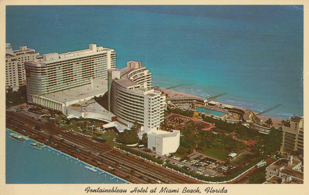 Fontainebleau Hotel - Miami Beach, Florida