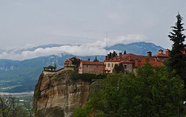 Holy Monastery of Saint Stephen - Meteora
