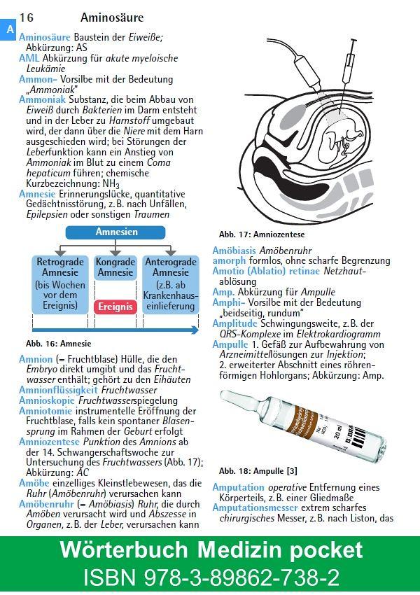 Wörterbuch Medizin pocket : Kleines Lexikon : Medizinische… | Flickr
