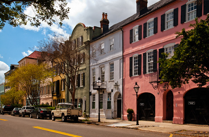 Charleston sc dating scene