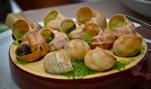 Snails - August 15th 2012 | by The Hungry Cyclist