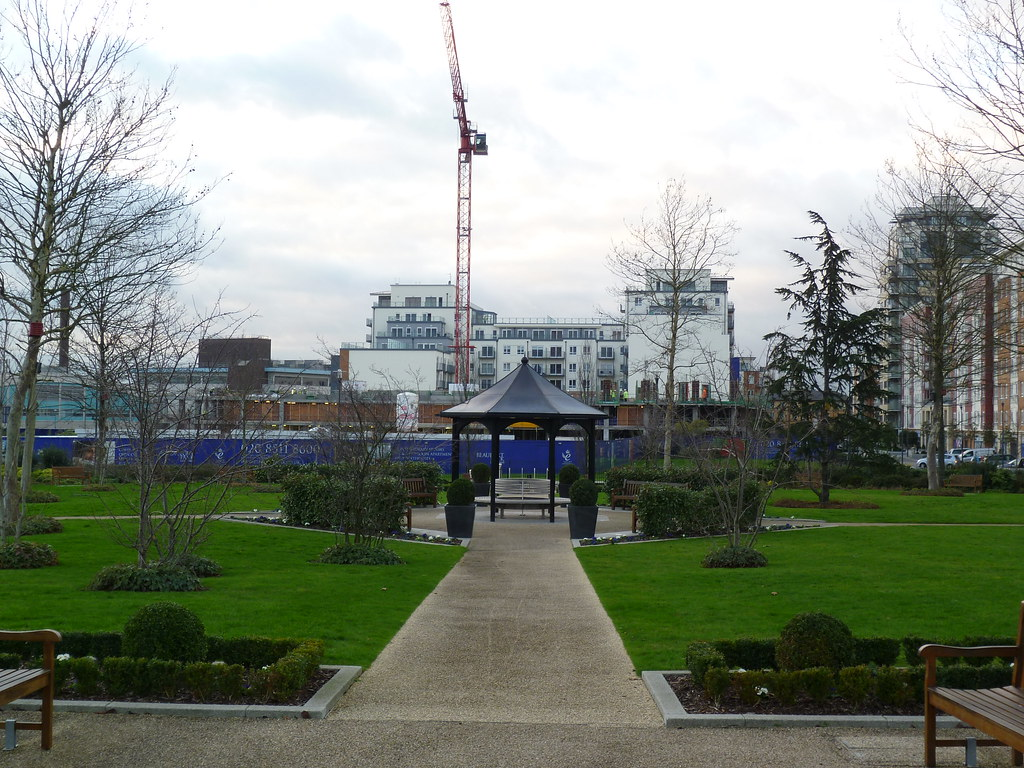 Beaufort Park London Hendon Park Main Axis From Nort Flickr