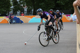 London Open Bike Polo tournament | by kube414