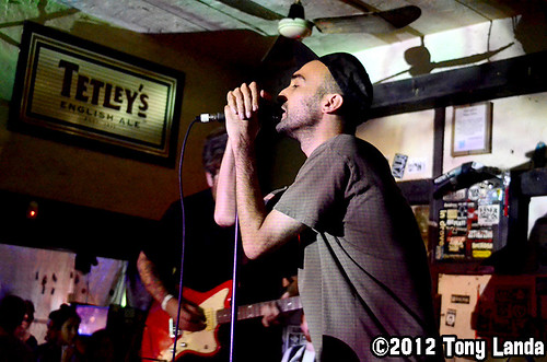 Lil Daggers @ Churchill's Pub - Miami 8/18/12 | by TonyLanda