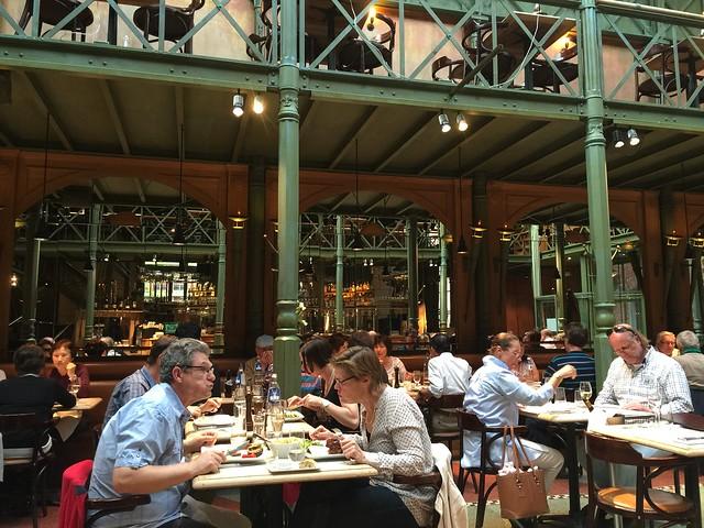 Pakhuis de Gante (uno de los mejores sitios donde comer en Flandes)