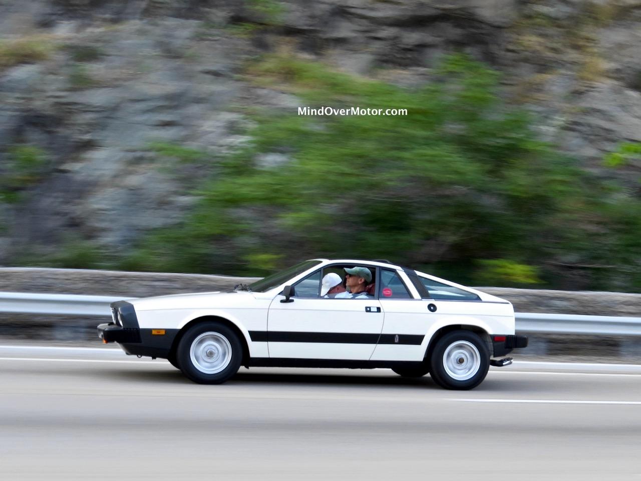 Lancia Scorpion Profile