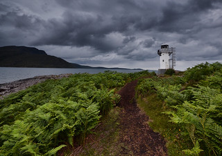 Rhue Lighthouse - Scottish Highlands | by Michael Carver Photography
