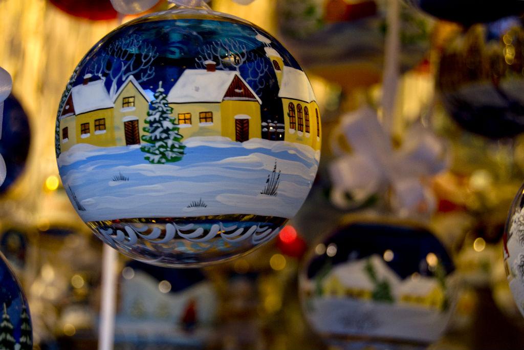 Weihnachtskugeln | palline di natale | Bildnachweis erforder… | Flickr