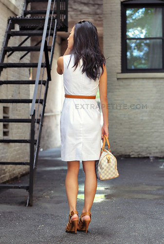 whitedress3 | by ExtraPetite.com