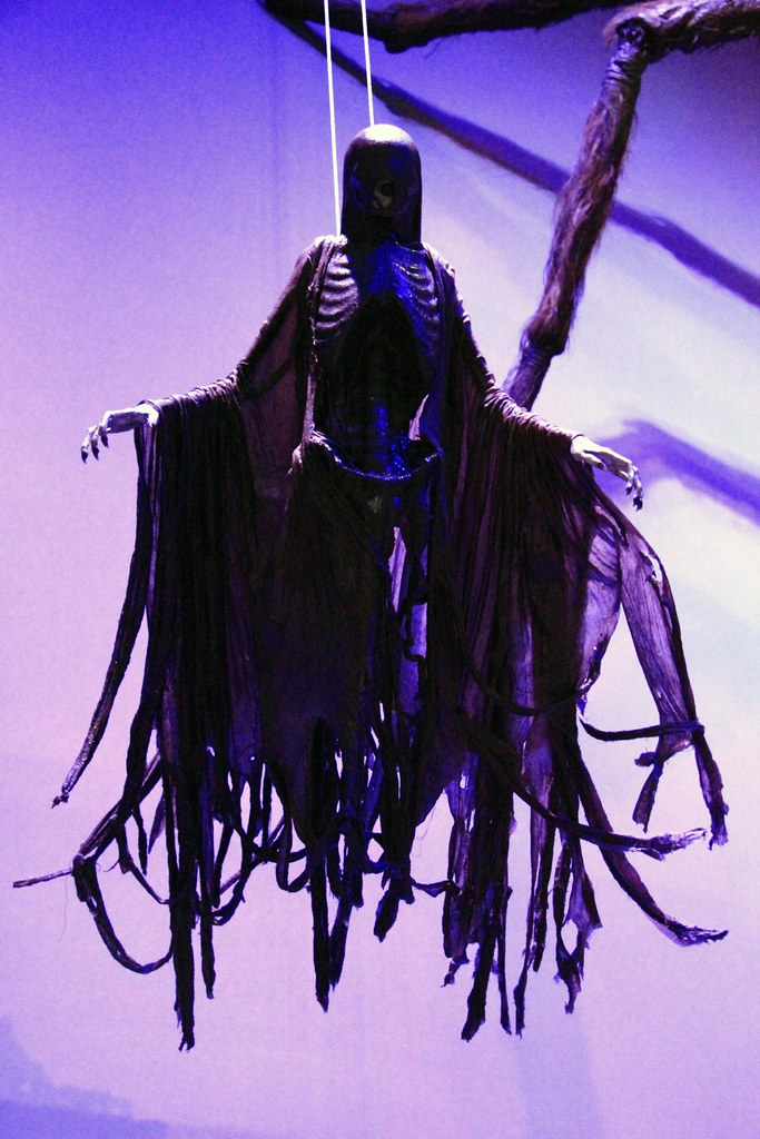 Dementor--Harry Potter movie character