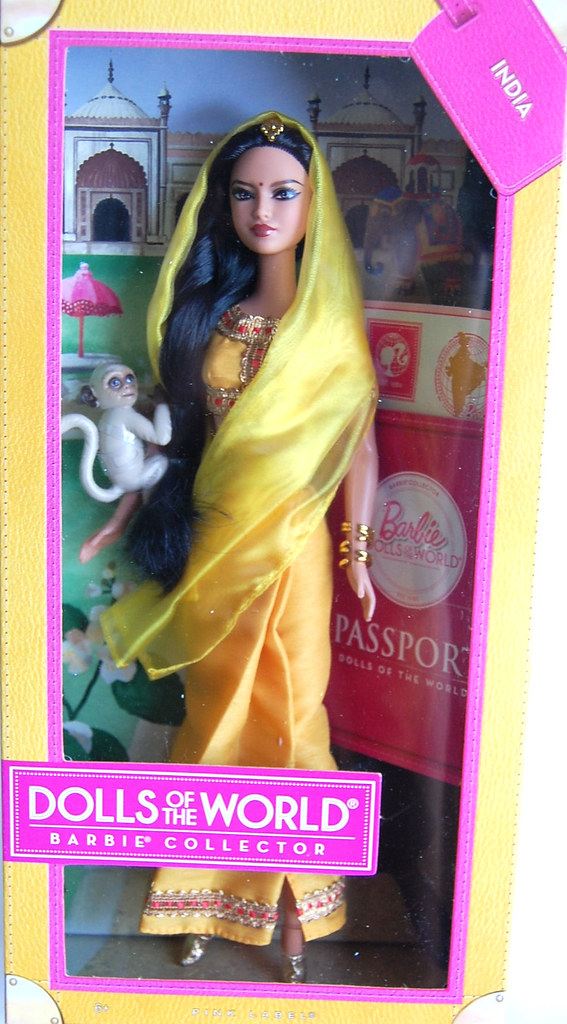 Barbie India Barbie Dotw India 2012