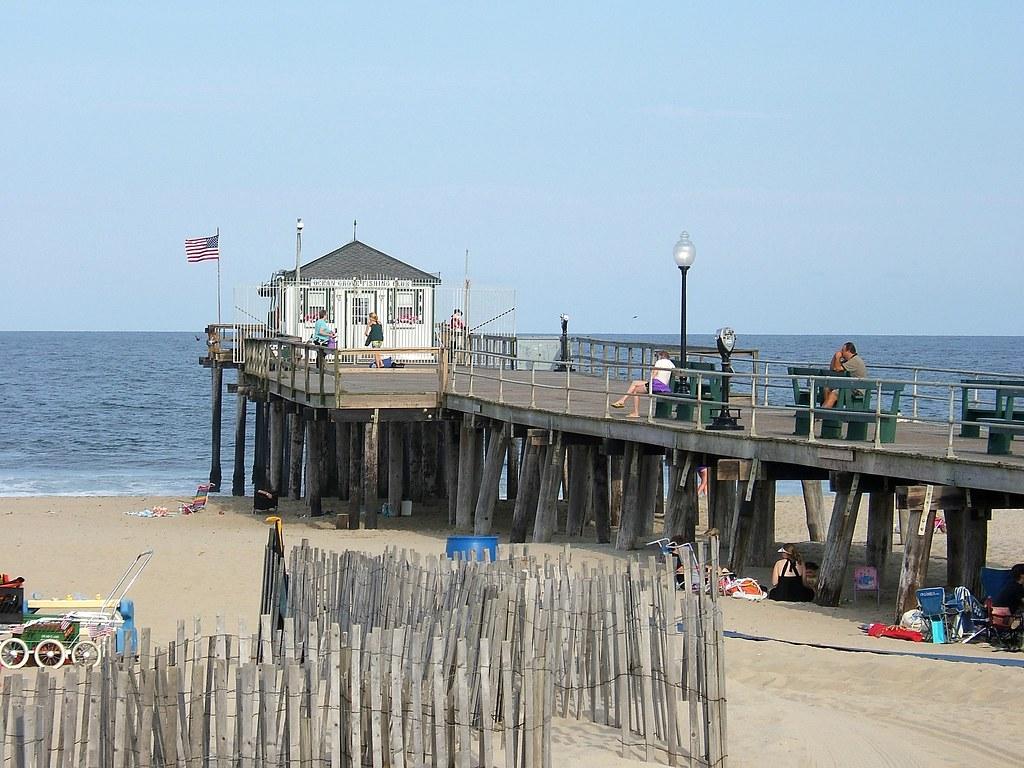 Fishing pier ocean grove nj fishing pier ocean grove for Ocean city nj fishing report