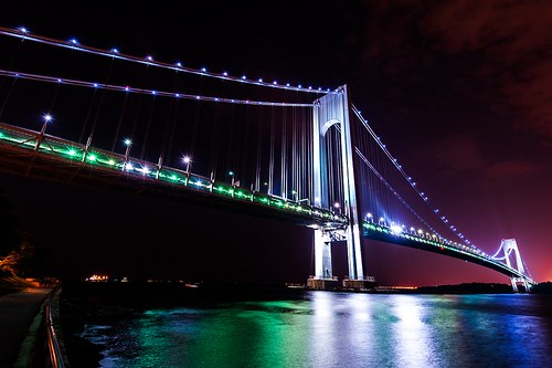 Verrazano Bridge, NY | by BryceLee