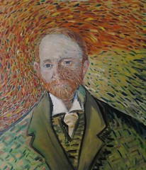 Frank Justin Gonski Art Van ghoh man red hair