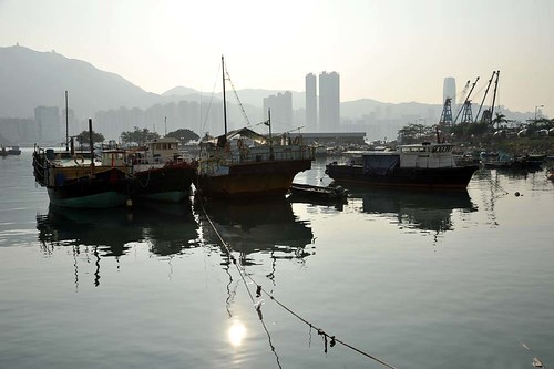 Beautiful fish port Lei Yue Mun,Hong Kong | by travelhaha