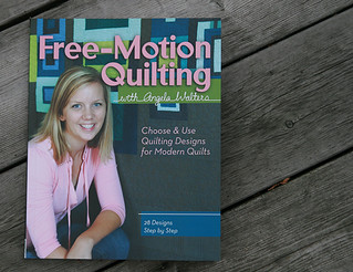 Free-Motion Quilting with Angela Walters | by Fresh Lemons : Faith
