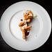 Shrimp, crispy masa, sea urchin mousse 05