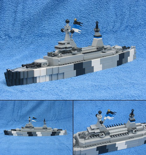 The Union's New Navy, Part Three: BN-3 Rainbow | by Awesome-o-saurus