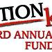 3rd annual Fundraiser banner