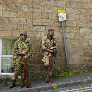 """Yanks are back in Saddleworth Weekend 2012 