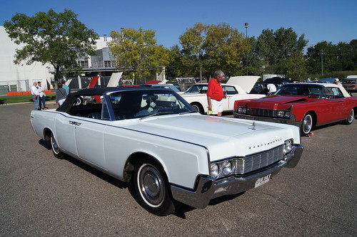 67 lincoln continental lincoln continental owners club 2 flickr. Black Bedroom Furniture Sets. Home Design Ideas