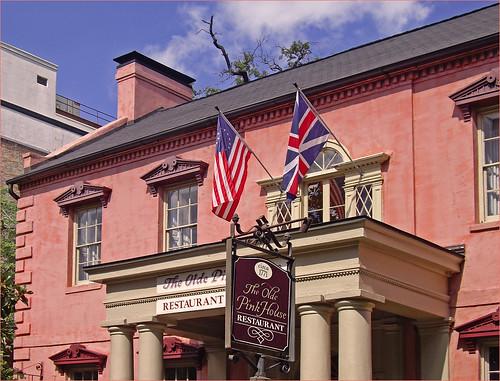 The Olde Pink House Restaurant  U0026 Tavern