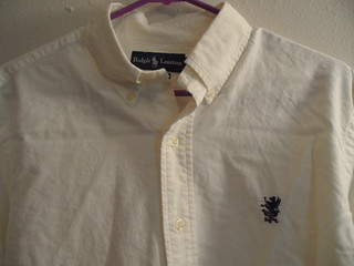 $15 - Polo Ralph Lauren Classic Fit Long Sleeve Collared Shirt (picture 2 of 2) | by jenelleconner