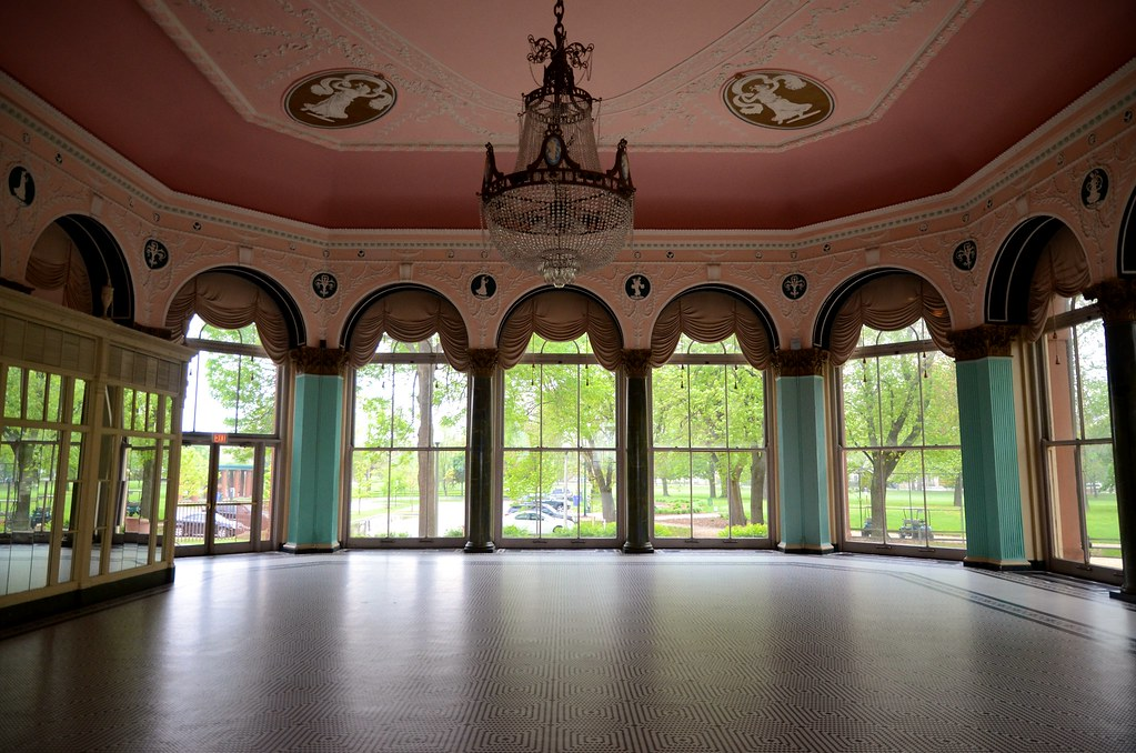 South Shore Cultural Center - Dining Room | Chicago
