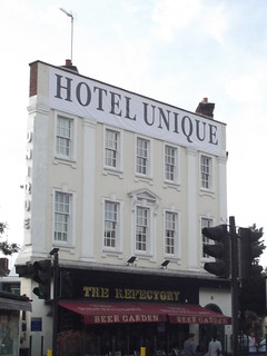 Hotel Unique - Finchley Road, Golders Green | by ell brown
