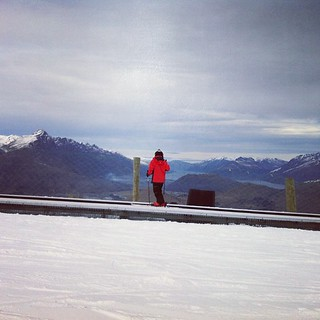 Last day in #NZ! Back at the ski slopes, but not for me... | by Shai Coggins