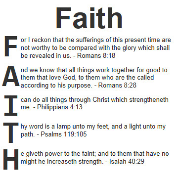 Acrostic blessing for Faith | This acrostic blessing for Fai ...