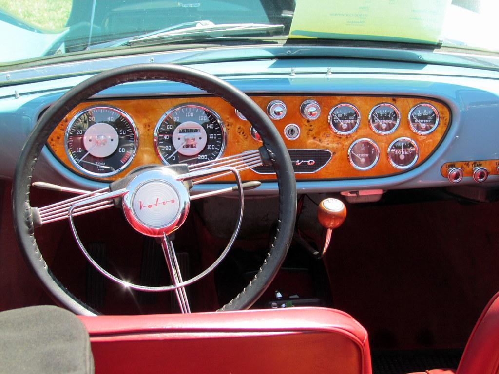 1957 Volvo P1900 Convertible David Berry Flickr