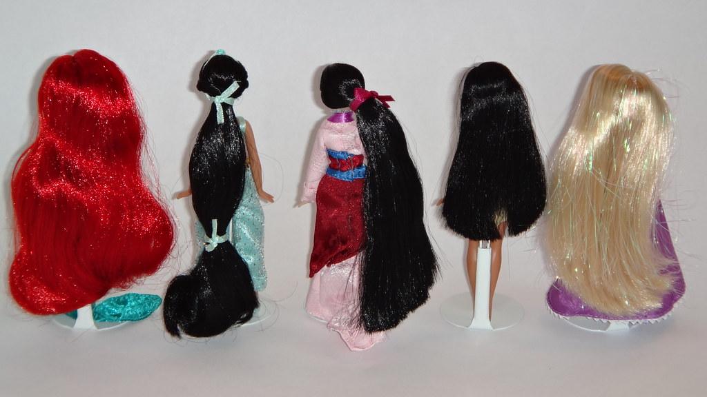 Parks Mini Princess Doll