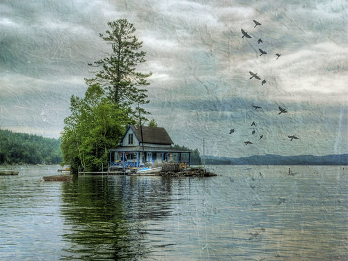Lake House | by Cat Girl 007