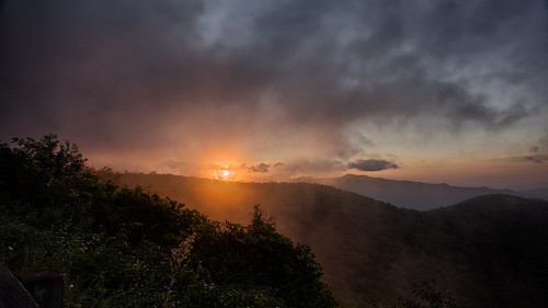 Cloudy Craggy Sunrise, July 26th | by Star Mountain Media