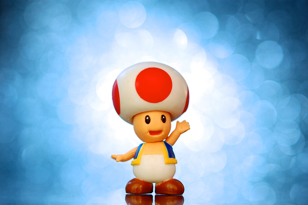 Image Result For Toad And Toadette