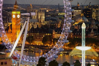 The London Eye | by Duncan George