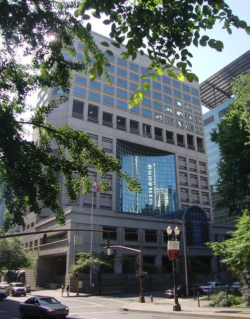 Multnomah County Justice Center Portland Oregon Flickr Photo Sharing