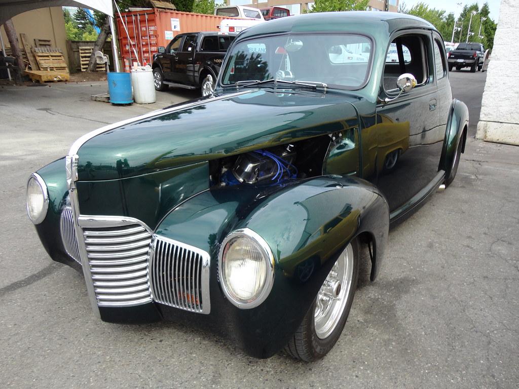 "1939 Studebaker Champion Coupe ""Street Rod"""