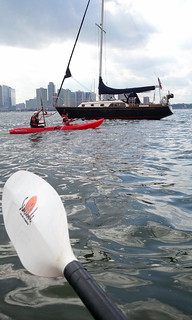 Kayak + Paddle | by @NYCphotos-flickr