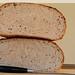 Gewichtiges Ballon-Sauerteig-Brot