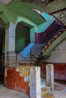 Havana Grand Staircase | by LawrenceSolum