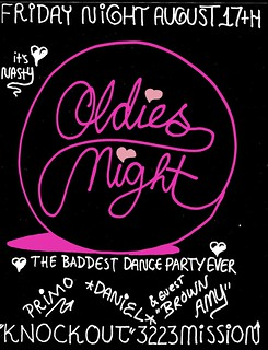 oldies night brown amy august 17th | by i'm friendly