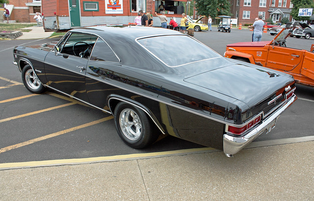 1966 chevrolet impala ss 427 sport coupe 9 of 10 flickr photo sharing. Black Bedroom Furniture Sets. Home Design Ideas